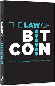 The Law of Bitcoin book